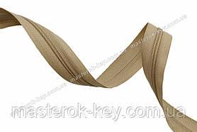 Молния спиральная в бобине №7 Обувная Италия С086 кожа 200м.