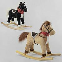Детская игрушечная качалка Лошадка 65273 (2 цвета)