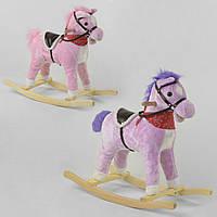 Детская качалка-лошадка 34510 (2 цвета)