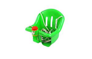 Качеля пластиковая 757OR(Green) Зелёный до 20 кг.