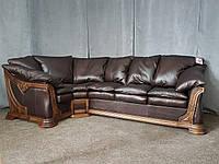 """Угловой диван """"Ferenza"""", Ференза. Натуральная кожа, фото 1"""