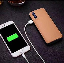 Зарядное устройство Power Bank 50000 c экраном 3 USB