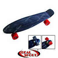 Скейтборд Penny Board Black SK120061 22in, фото 1