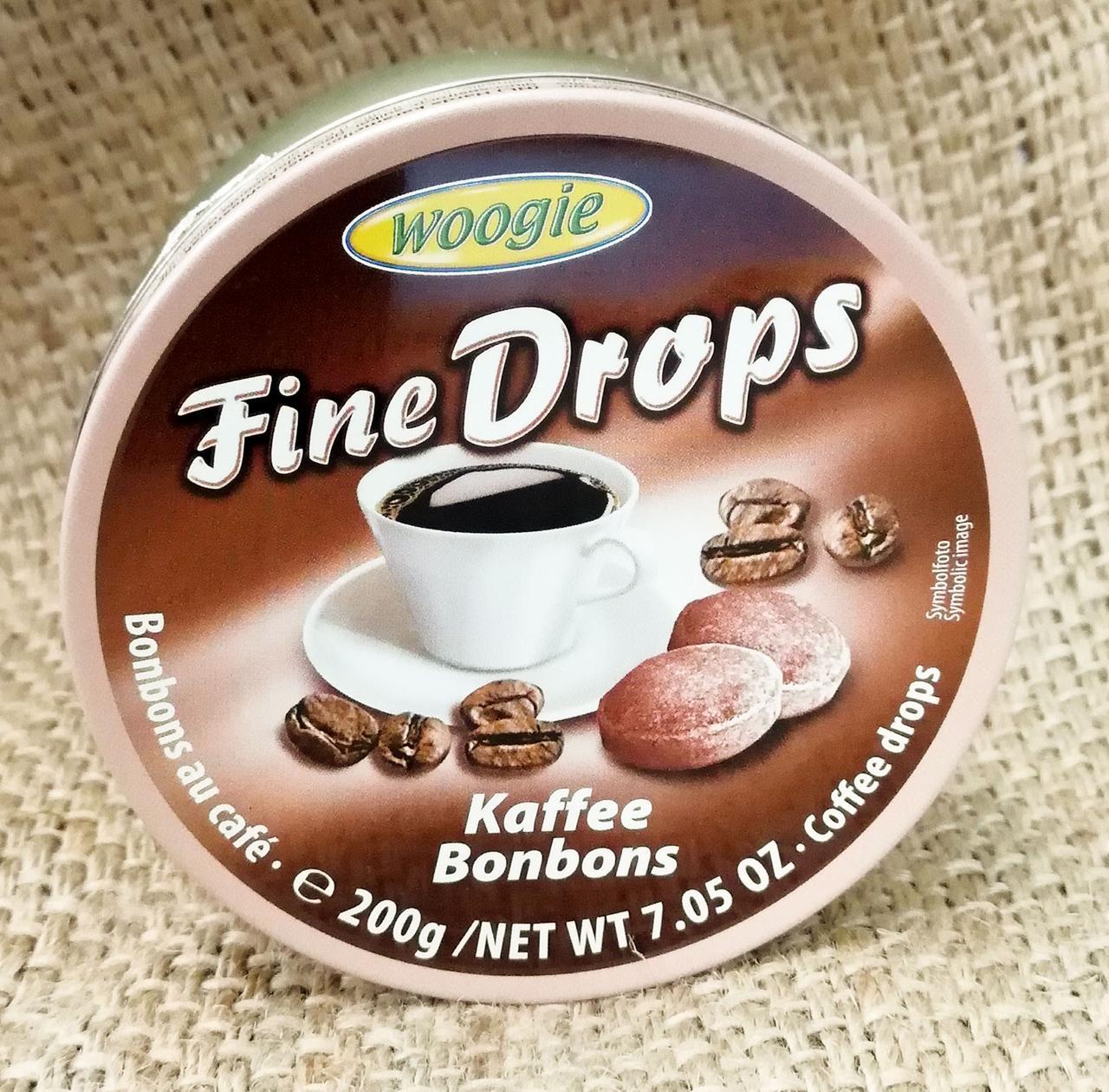 Woogie Fine Drops Kaffee