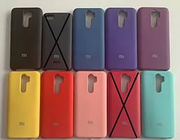 Чехол Silicone Cover для Xiaomi Mi 10 Lite