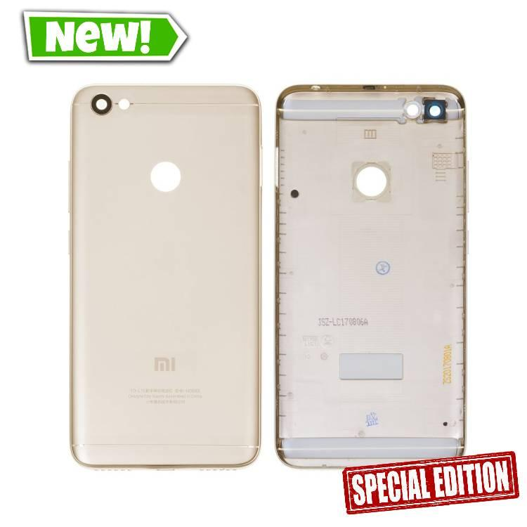 Задняя крышка для Xiaomi Redmi NOTE 5A PRIME GOLD