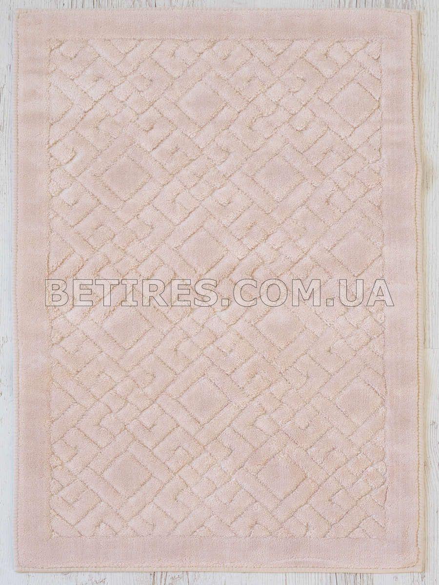 Килимок 60x100 PAVIA LIVIA PUDRA світло рожевий