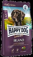 Сухой корм для собак средних больших пород с чувствительным пищеварением Happy Dog Irland Хэппи Дог