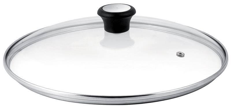 Кришка для сковороди Tefal 26 см Скло (28097612), фото 2