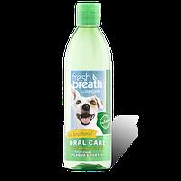 Добавка в воду для гигиены полости рта кошек Тропиклин Tropiclean Oral Care Water Additive 473 мл