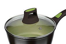 Ковш Ardesto Avocado 1.5 л Алюминий (AR2515SA), фото 3