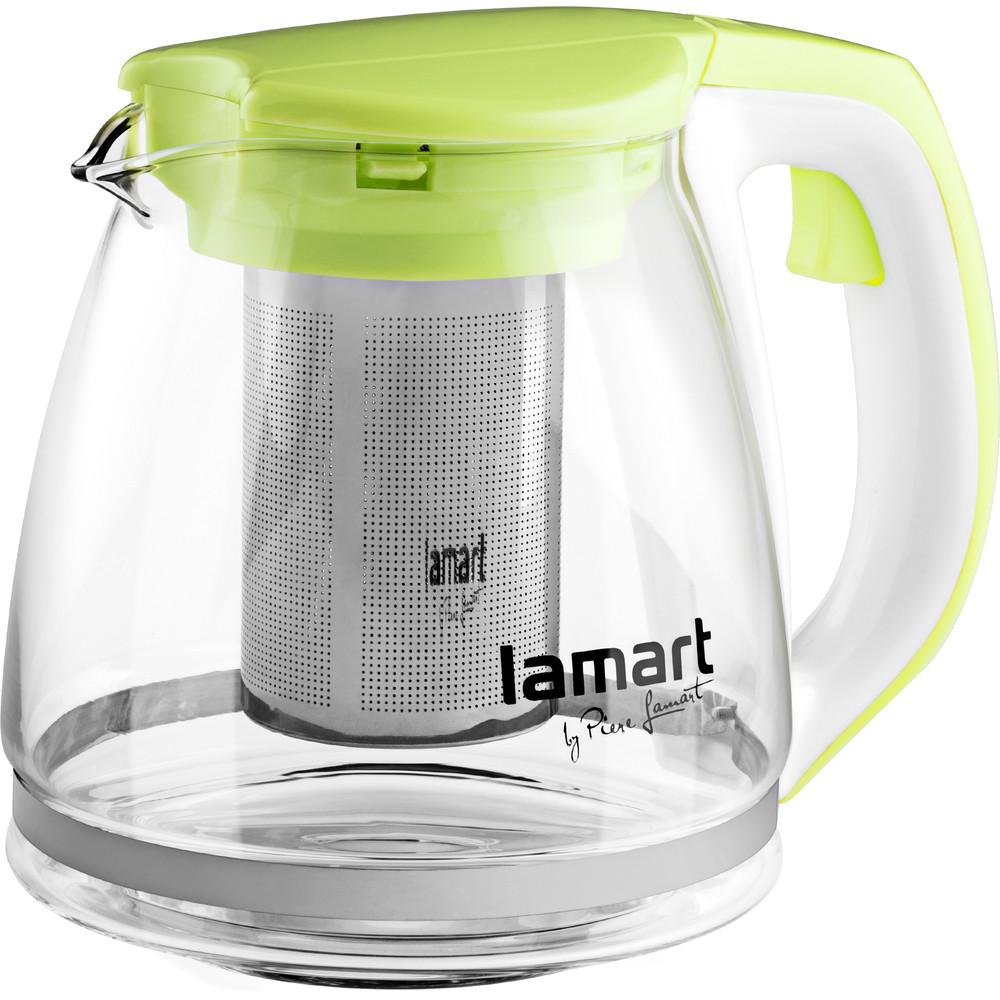 Чайник Lamart LT7026 1.1 л Скло