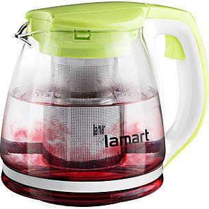 Чайник Lamart LT7028 1.5 л Стекло, фото 2
