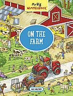 "Книга Виммельбух ""На ферме"" (Америка) On the Farm, фото 1"