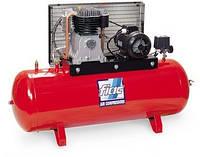 Компрессор поршневой с ременным приводом, Vрес=200л, 510л/мин, 380V, 3кВт