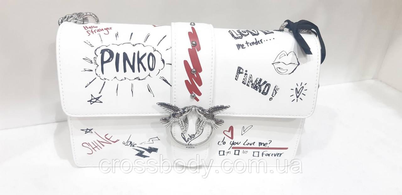 Gucci Pinko сумка женская в стиле