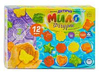 Набор для творчества Danko toys Мыло фигурное DFM-02-02U 12 фигурок Разноцветный 2-DFM-02-02U-479, КОД: 1076932