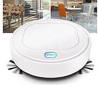 Робот-пылесос ES28 для сухой и влажной уборки