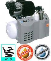 Компрессор безмаслянный медицинский AIR-TECH 50/254 EM FIAC  (на 3 установки)