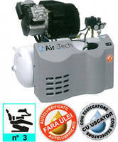 Компрессор безмаслянный медицинский AIR-TECH 50/254 ES FIAC (на 3 установки)