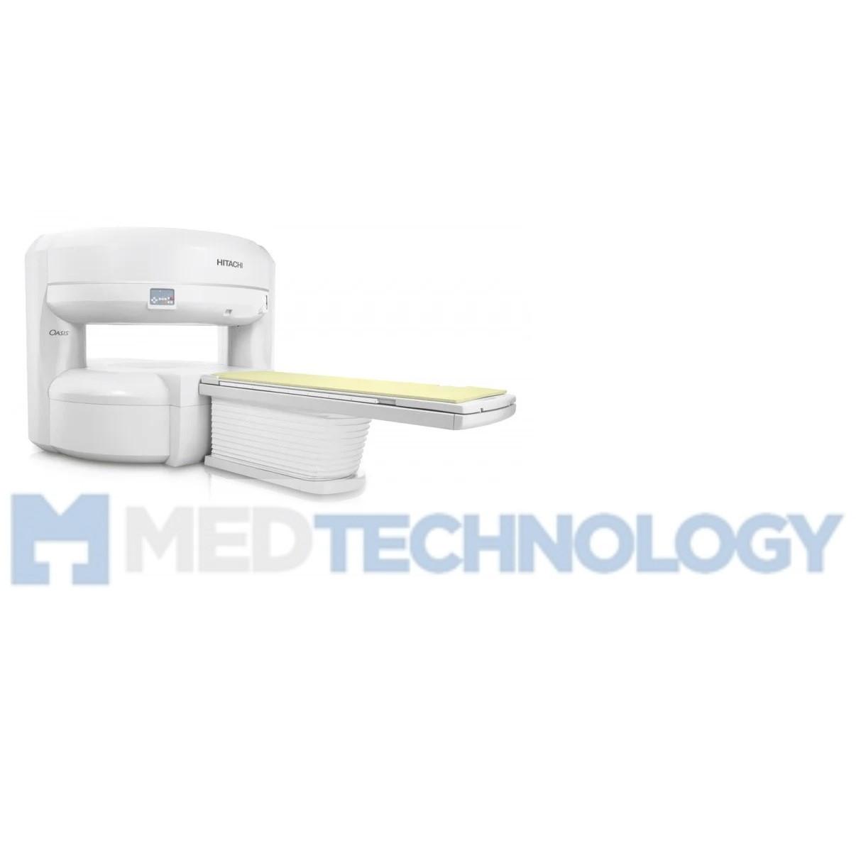 OASIS (Hitachi) МРТ открытого типа  1.2 Tесла