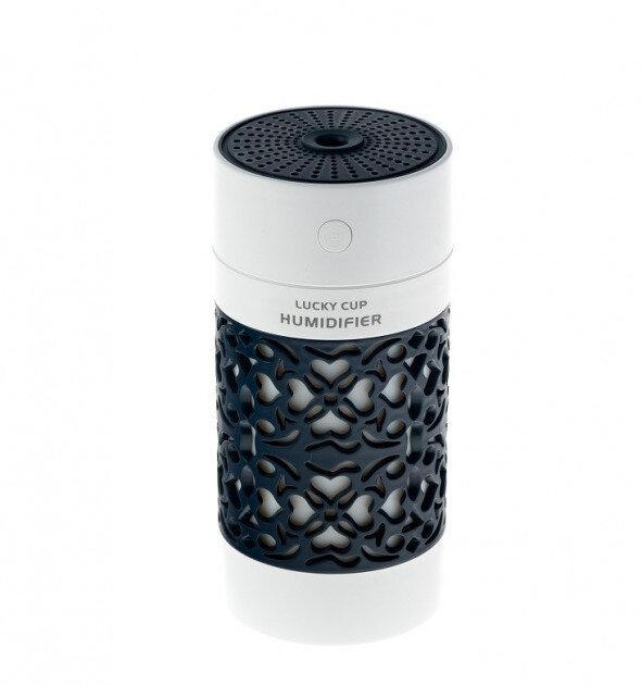 Зволожувач повітря ультразвуковий Humidifier Lucky Cup Чорний 1137