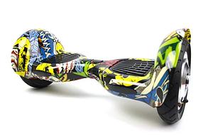ГИРОСКУТЕР SMART BALANCE PREMIUM PRO 10 дюймов Wheel Хип хоп TaoTao APP автобаланс, гироборд Гіроскутер, фото 2