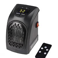 Тепловой вентилятор Handy Heater с пультом Черный 31-SAN169, КОД: 1498743