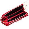 Жіночий гаманець шкіряний червоний Karya 1119-08, фото 7