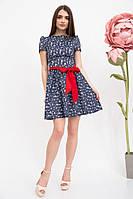 Платье женское 131R1922 цвет Серо-синий