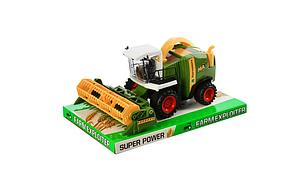Комбайн 0488-251(Green)  инер-й