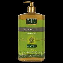 Гель для душа и пена для ванной с маслом Оливки Oleos Bagno Schiuma Olio D'Oliva 1000 ml
