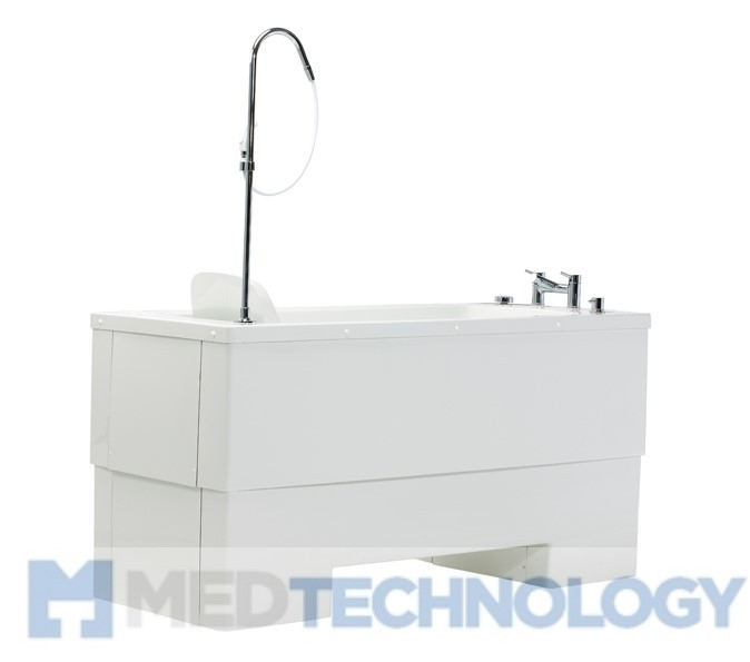Lincoln (Gainsborough Baths) электрическая ванна с регулируемой высотой