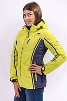 Лыжный костюм женский фирмы Avecs комбинированный желто/чёрные по скидке!!!