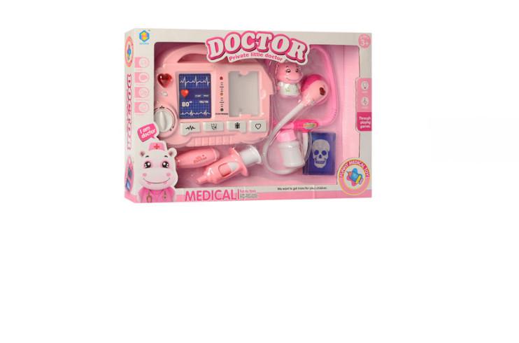 Доктор HZ610-810 (Pink)