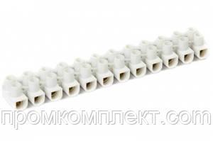 Клеммная колодка 10А PA 10мм2 (кратно упаковке — 10 шт.) APRO