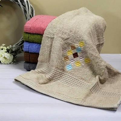 Махровое полотенце для лица и рук