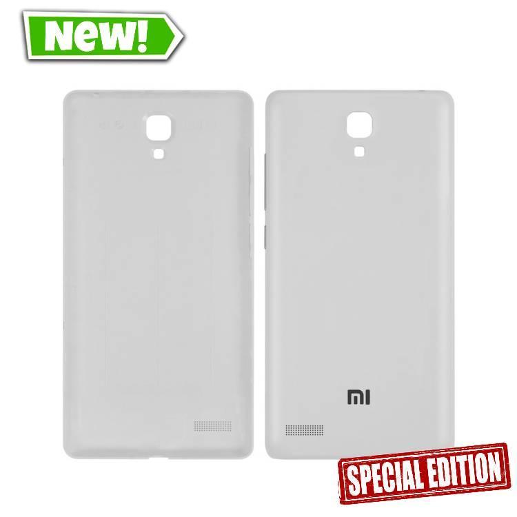 Задняя крышка для Xiaomi Redmi Note White