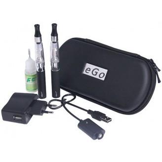Электронные сигареты (в наборе 2 штуки) EGO-CE 4 black