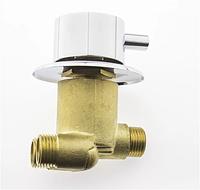 Змішувач для гідромасажної ванни й прихованого монтажу (ДЖ-6001) вбудовується в виріб