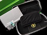 Комплект сумка чохол Deluxe Animal Crossing кейс для Nintendo Switch + скло + накладки на стіки, фото 6