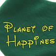 """Маска многоразовая с вышивкой """"Планета счастья"""", модель 11.09, фото 4"""