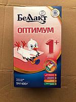 Смесь сухая молочная для питания детей  «беллакт оптимум 1+ 2+ 3+»