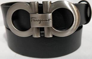 """Ремень женский кожаный, пряжка """"бренд"""". Арт.:RWK0085-25"""
