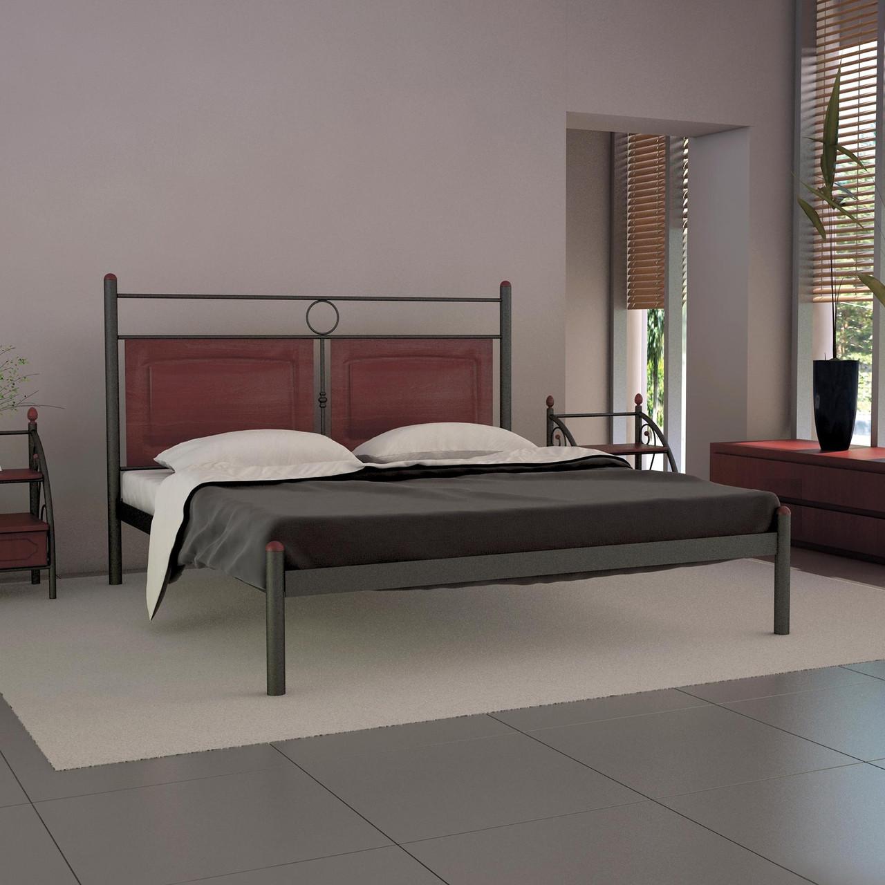 Кровать Николь 80х200 см. Металл-Дизайн