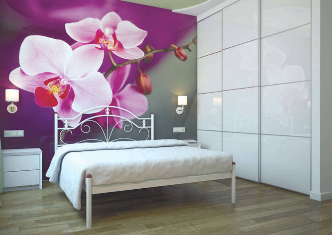 Кровать Диана 80х200 см. Металл-Дизайн , фото 2