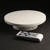 Ø20см/max 5кг Автоматический поворотный стол для предметной съемки 3d фото видеосъемки на 360 FTR-NDP1205-1200