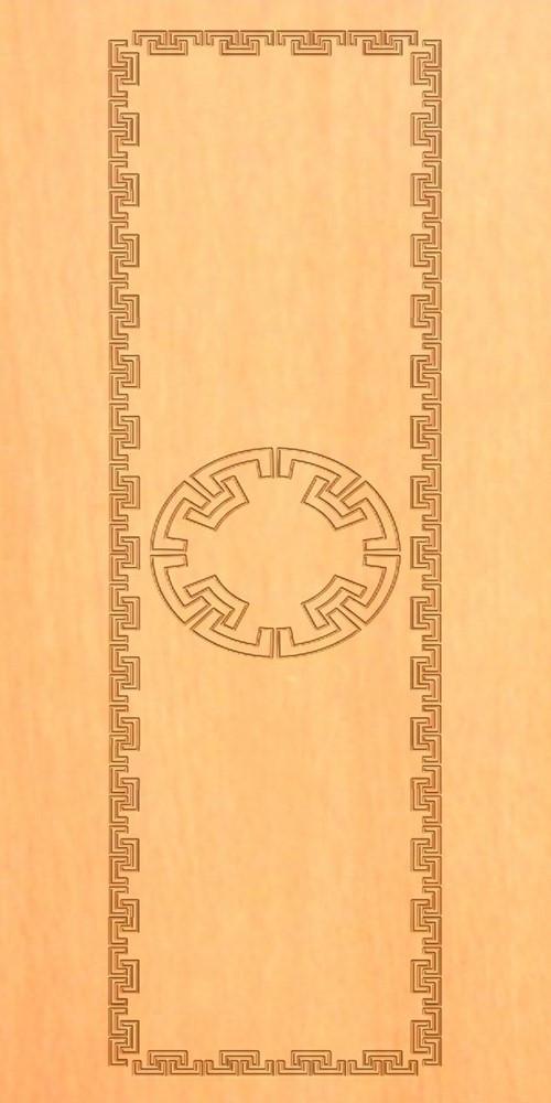 Накладка на дверь Узор 13
