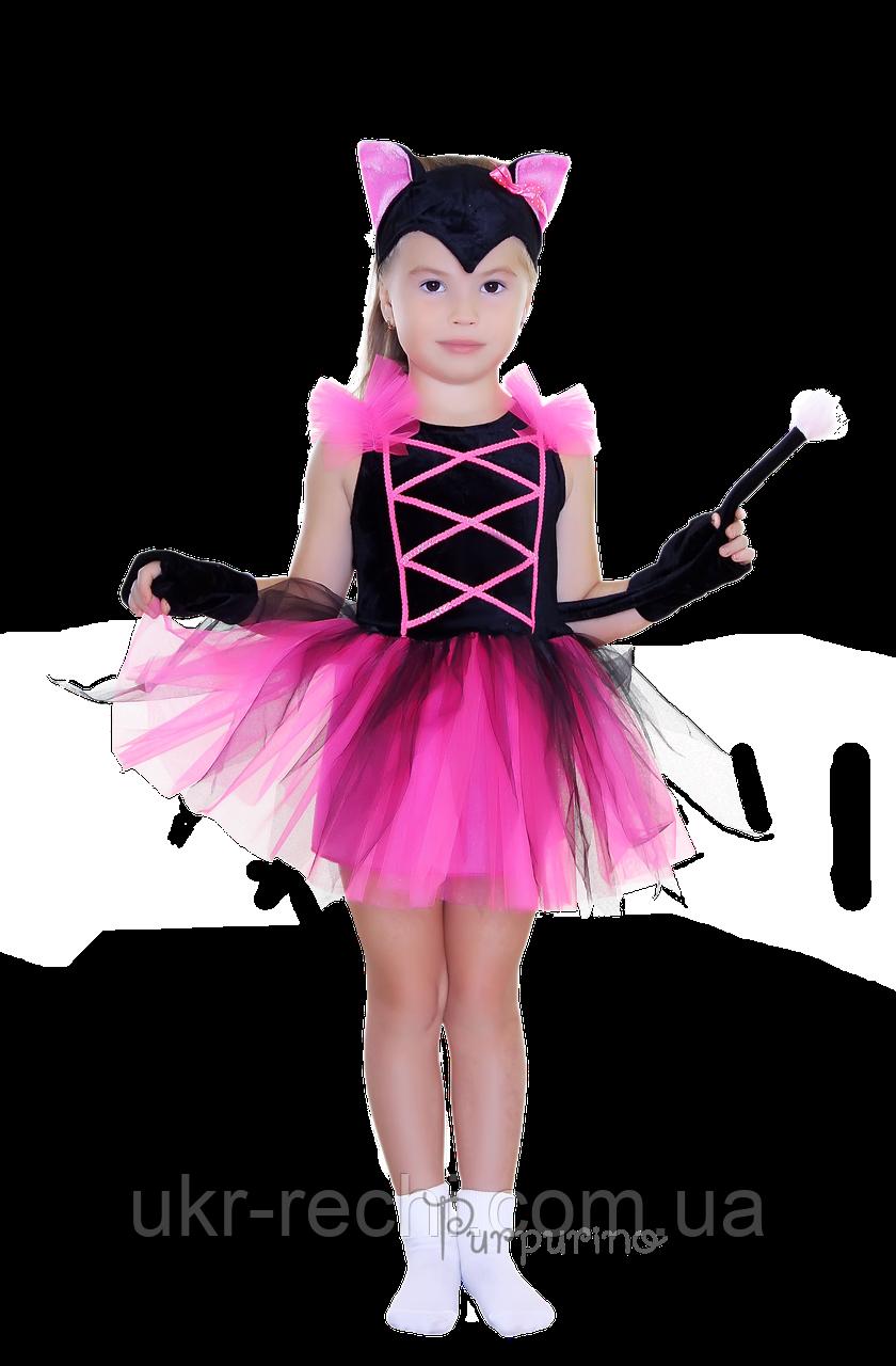 Детский карнавальный костюм Кошечки Код 84103
