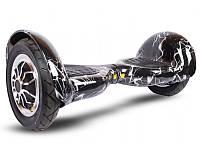 ГИРОСКУТЕР SMART BALANCE PREMIUM PRO10 дюймов Wheel Черная молния TaoTao APP автобаланс, гироборд Гіроскутер